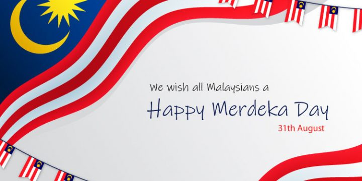 Happy Merdeka Day